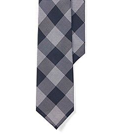 Lauren Ralph Lauren® Windowpane Plaid Silk Tie