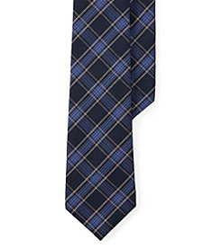Lauren Ralph Lauren® Plaid Cotton Tie