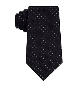 Calvin Klein Glimmer Grid Tie