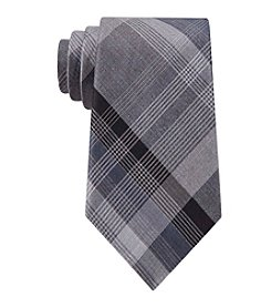 Kenneth Cole REACTION® Three Color Plaid Tie