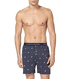 Tommy Hilfiger® Men's Atlantic Stripe Boxers
