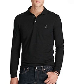 Polo Ralph Lauren® Men's Long Sleeve Polo Shirt