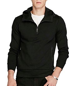 Polo Ralph Lauren® Men's Cotton Interlock 1/2 Zip Hoodie