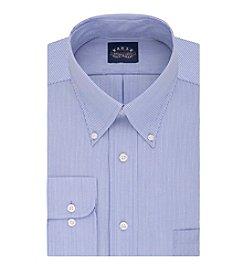 Eagle® Men's Big & Tall Button Down Collar Long Sleeve Dress Shirt