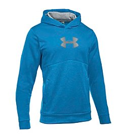 Under Armour® Men's UA Logo Twist Hoodie