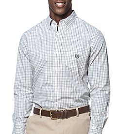 Chaps® Men's Easy-Care Long Sleeve Button Down Shirt