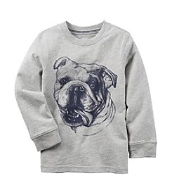 Carter's® Boys' 2T-8 Bulldog Tee