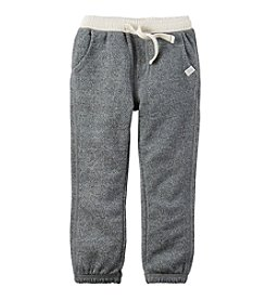 Carter's® Boys' 2T-8 Pull-On Knit Joggers
