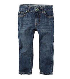 Carter's® Boys' 2T-8 5-Pocket Straight Leg Jeans