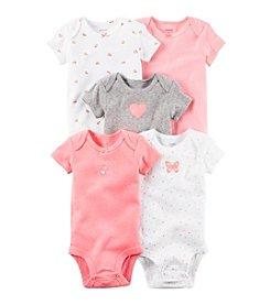 Carter's® Baby Girls' 5-Pack