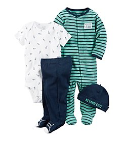 Carter's® Baby Boys' 4-Piece Beyond Cute Gift Set
