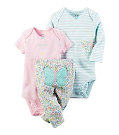 Carter's® Baby Girls' 3-Piece