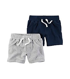Carter's® Baby Boys' 2-Pack Shorts