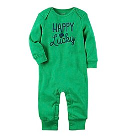 Carter's® Baby Boys Happy Go Lucky Coverall