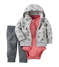 Carter's® Baby Boys' 3-Piece Sporty Hoodie Set