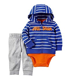 Carter's® Baby Boys' 3-Piece All-Star Hoodie Set