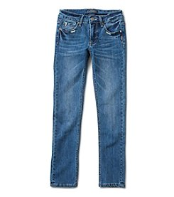 Silver Jeans Co. Girls' 7-16 Sasha Skinny Jeans