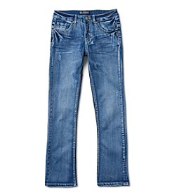 Silver Jeans Co. Girls' 7-16 Tammy Boot-Cut Jeans