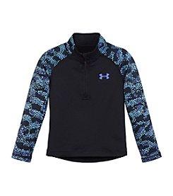 Under Armour® Girls' 4-6X 1/4-Zip Galaxy Pullover