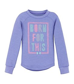 Under Armour® Girls' 2T-6X Born For This Tee