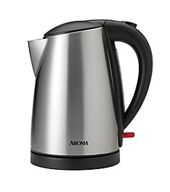 Aroma® 1.7-Liter Stainless Steel Electric Kettle