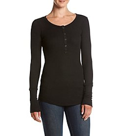 Splendid® Thermal Henley