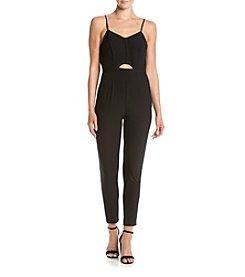Kensie® Soft Crepe Jumpsuit