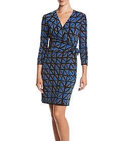 Anne Klein® Wrap Dress