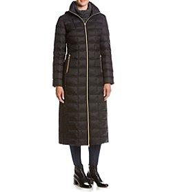 MICHAEL Michael Kors® Box Quilt Maxi Coat