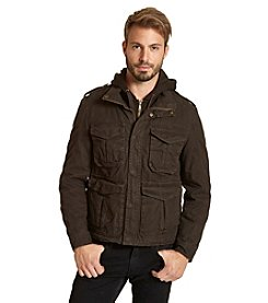 Excelled Men's Military Jacket