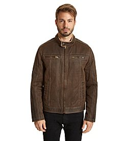 Excelled Men's Racer Jacket