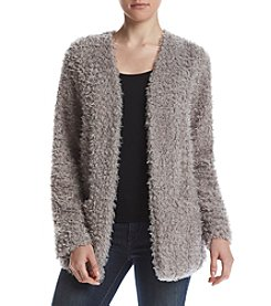 Eyeshadow® Fuzzy Cardigan