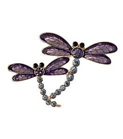 Napier® Boxed Dragonfly Pin
