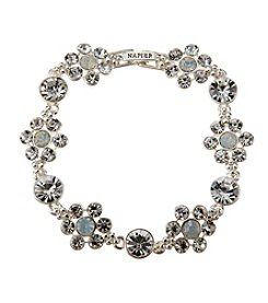 Napier® Boxed Crystal Stone Bracelet