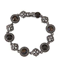 Napier® Boxed Circle Line Bracelet