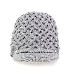 Calvin Klein Cable Cabbie Hat