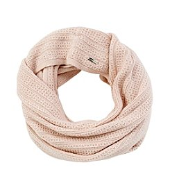 Calvin Klein Textured Super Soft Knit Loop Scarf
