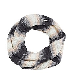 Calvin Klein Ombre Knit Loop Scarf