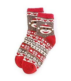 Legale® Sock Monkey Socks
