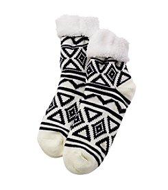 Legale® Apaloosa Slipper Socks