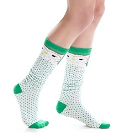Legale® Polka Dot Animal Socks