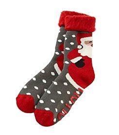 Legale® Holiday Slipper Socks