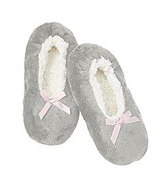 Fuzzy Babba® Memory Foam Slippers