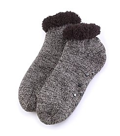 Fuzzy Babba Cozy Warmer Slippers