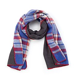 Collection 18 Plaid Scarf