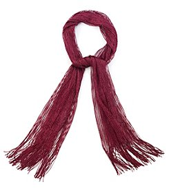 Collection 18 Net Wrap Scarf