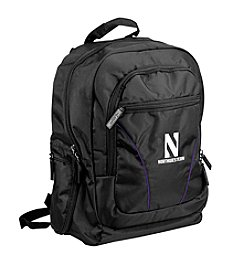 Logo Chair NCAA® Northwestern Wildcats Stealth Backpack