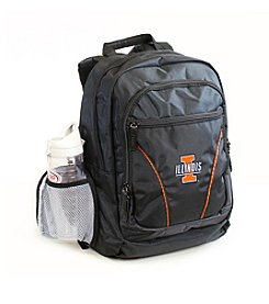 Logo Chair NCAA® Illinois Fighting Illini Stealth Backpack