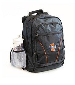 Logo Chair NCAA® Illinois Fighting Illini Stealth Backpack
