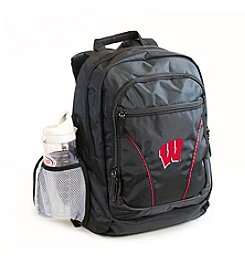 Logo Chair NCAA® Wisconsin Badgers Stealth Backpack